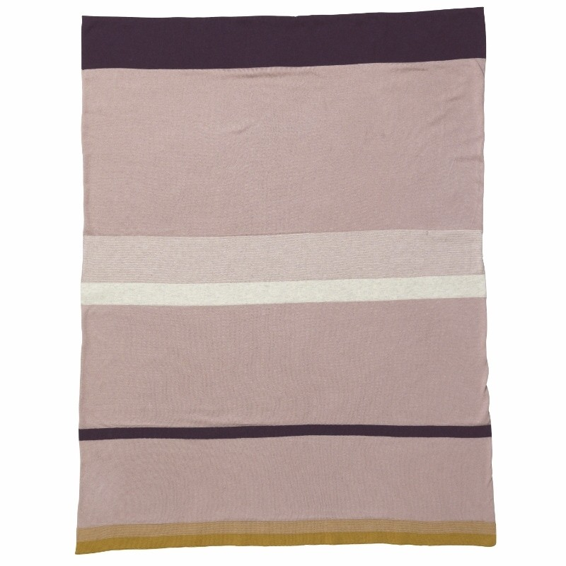 Ferm Living Plaid Little Stripe Rosa-31