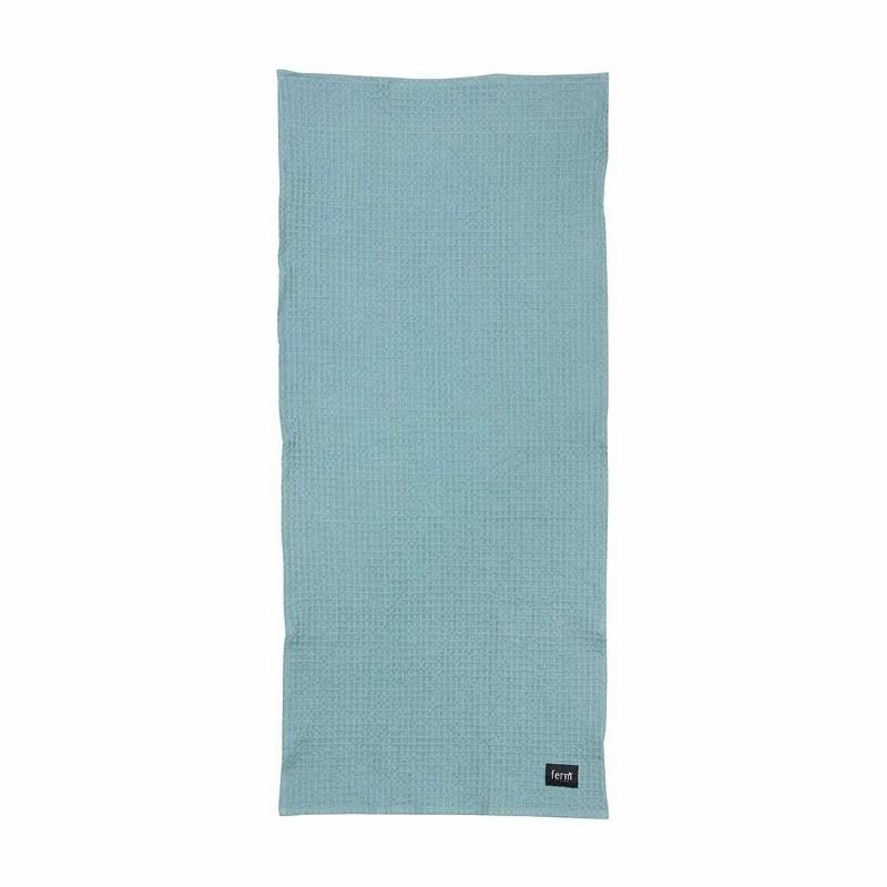 Ferm Living Håndklæde 50 x 100 cm Blå-31
