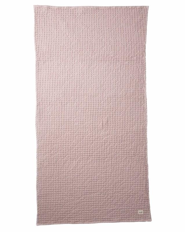 Ferm Living Bade Håndklæde 70 x 140 cm Rosa-31