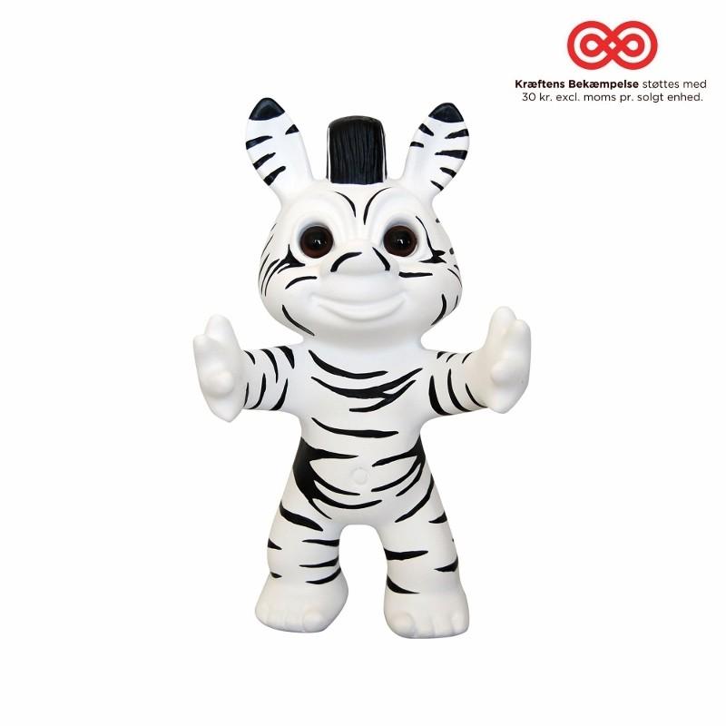 bySommer Lykketrold Zebra Trold 11 cm.-31