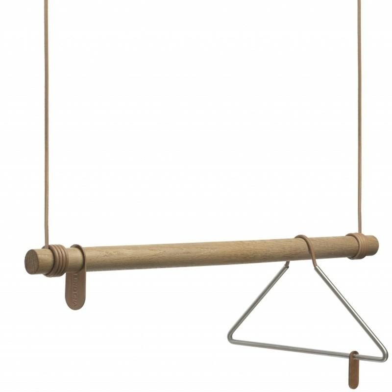 LindDNA Swing Bøjlestang Eg Natur 110 cm-31