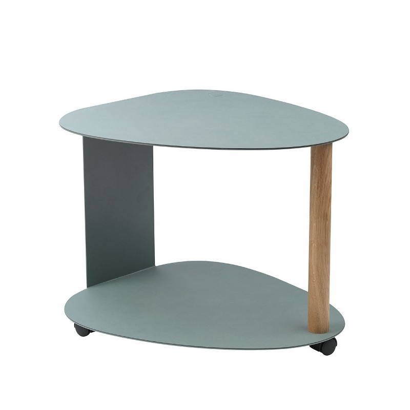 LindDNA Curve Table Large Pastel Green-31