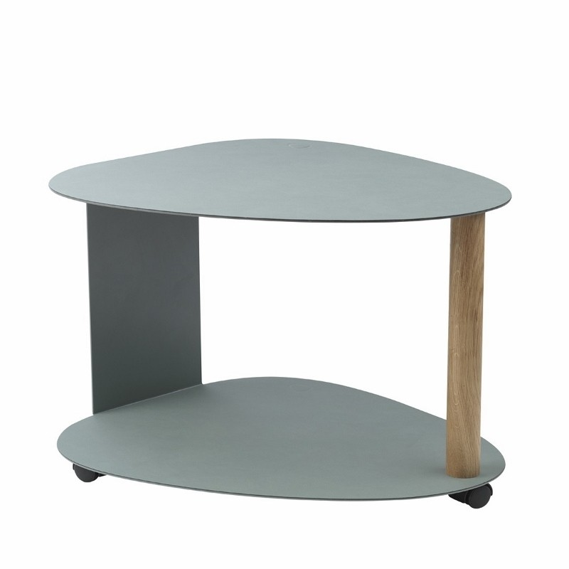 LindDNA Curve Table X-Large Pastel Green-31