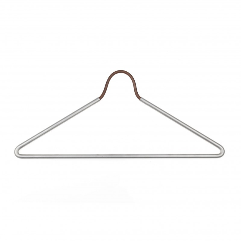 LindDNA Hanger Bøjle Metallic/Brun-31