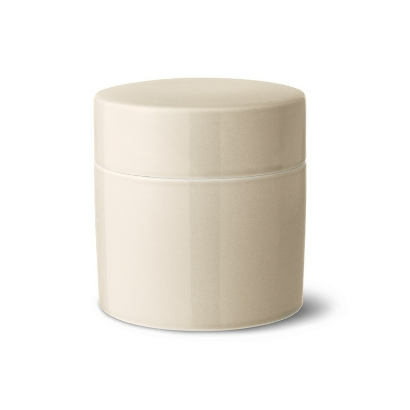 Anne Black Krukke Tall Jar Contain Creme-31