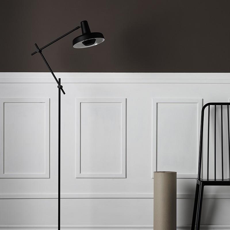 Lampefeber Arigato Gulvlampe Sort-31