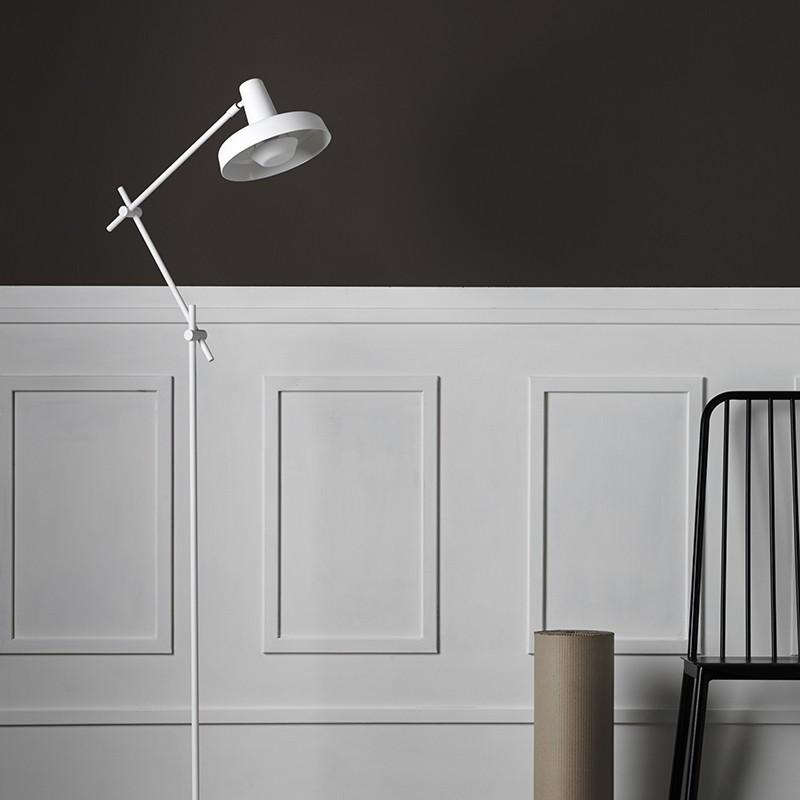 Lampefeber Arigato Gulvlampe Hvid-31