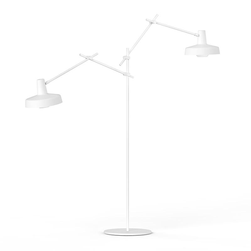 LampefeberArigatoDobbeltGulvlampeHvid-31