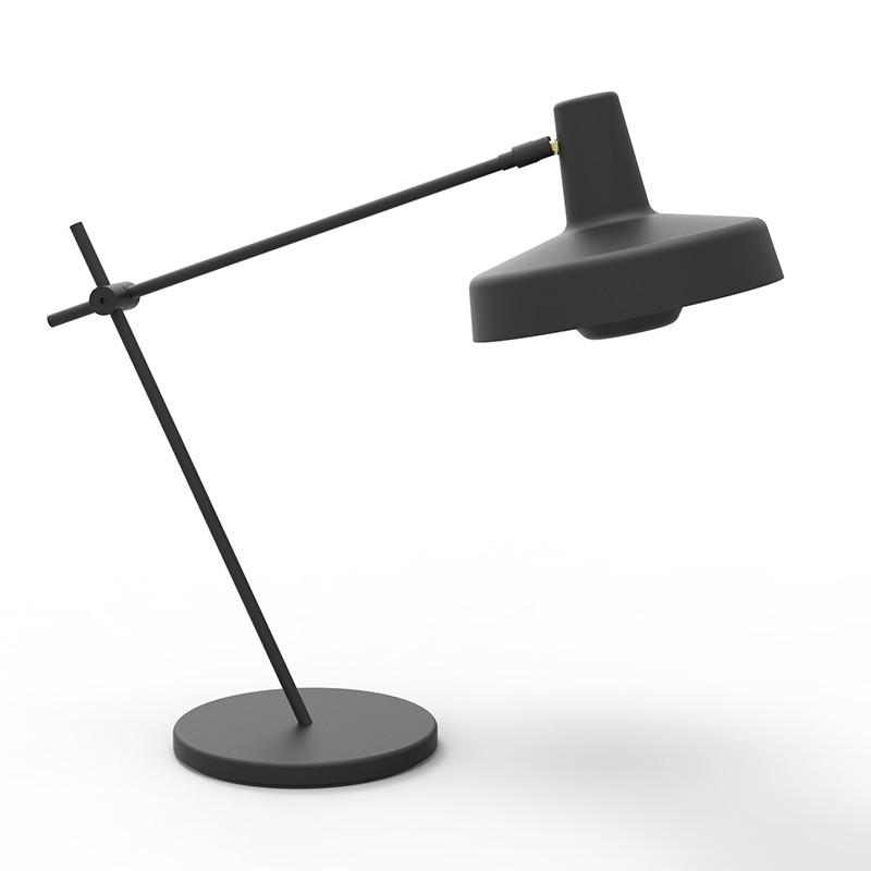 Lampefeber Arigato Kort Bordlampe Sort-31