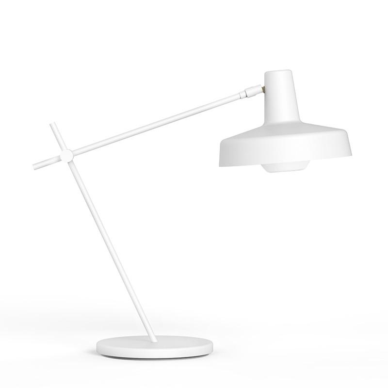 Lampefeber Arigato Kort Bordlampe Hvid-31