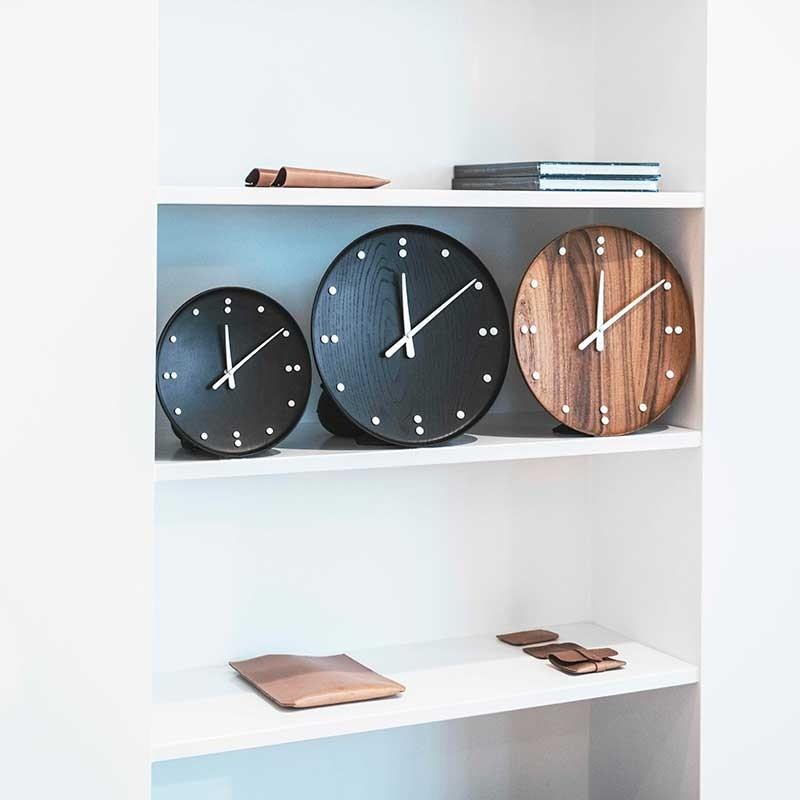 Architectmade FJ Clock Ur Sort Lille-31