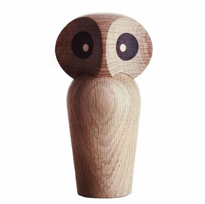 Architectmade Ugle The Owl Large Eg Natur-31