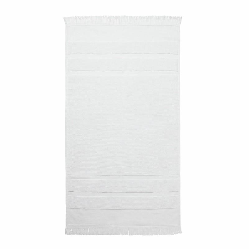 By Nord håndklæde Garm Hvid 50x90 cm.-31