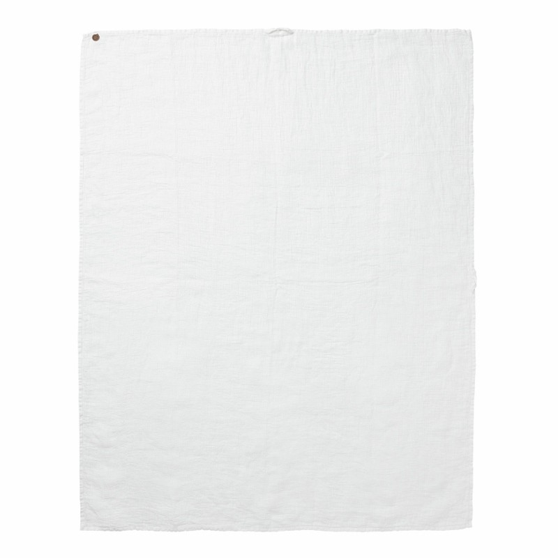 By Nord Hør håndklæde LIN Hvid 63x100 cm.-31
