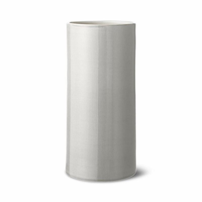 Anne Black Bloom Vase Large Concrete-31