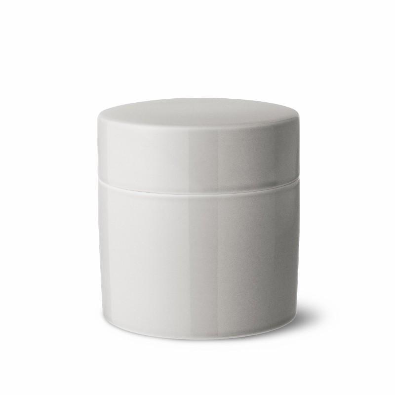 Anne Black Krukke Tall Jar Contain Concrete-31