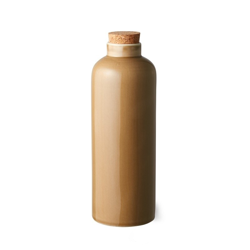 Anne Black Flaske Bottle Contain Lille Mushroom-31