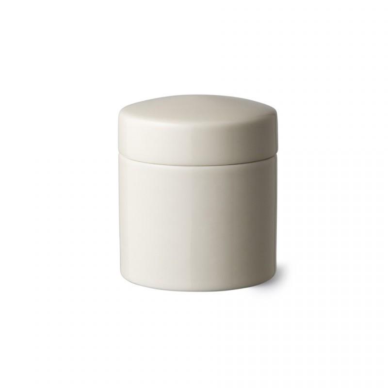 Anne Black Krukke Jar Contain Lille Hvid-31