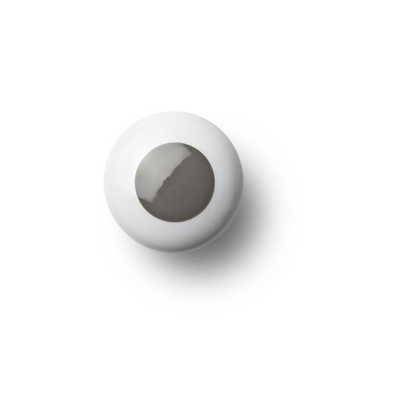 Anne Black Dot Hook Medium-31