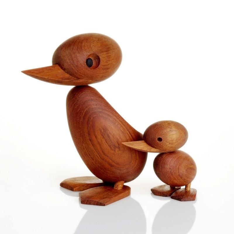 Architectmade Duck Teaktræ-31