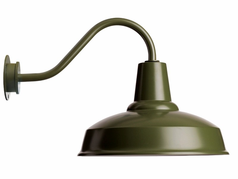 Eleanor Home Piccolo Barn Lampe Army Grøn-31