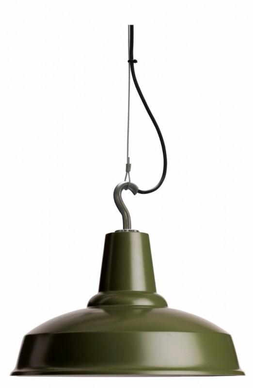 Eleanor Home Hook Lampe Army Grøn-31