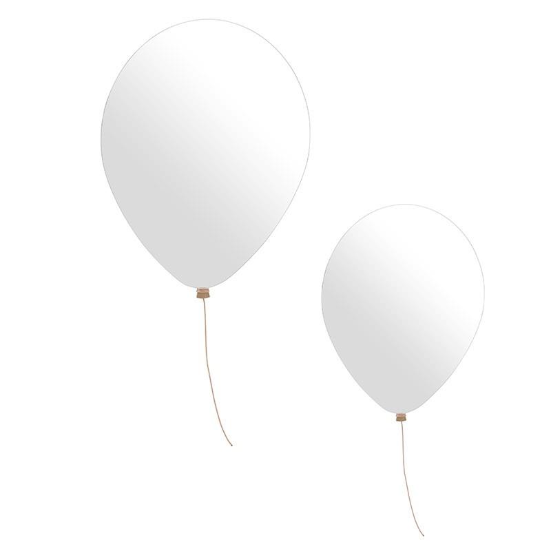 EO Balloon Spejl Stor-31