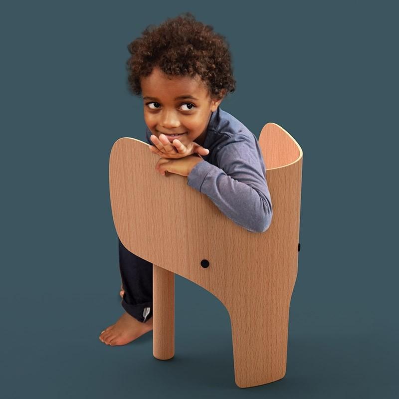 EO Elefant Børnestol-31