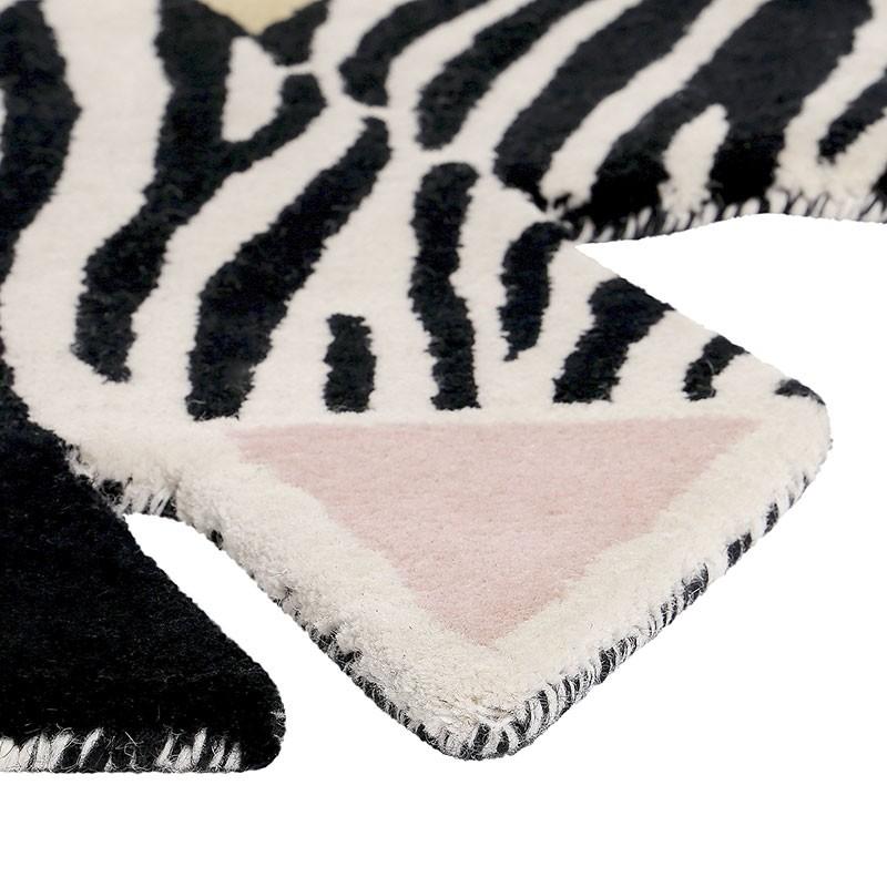 EO Zebra Tæppe-31