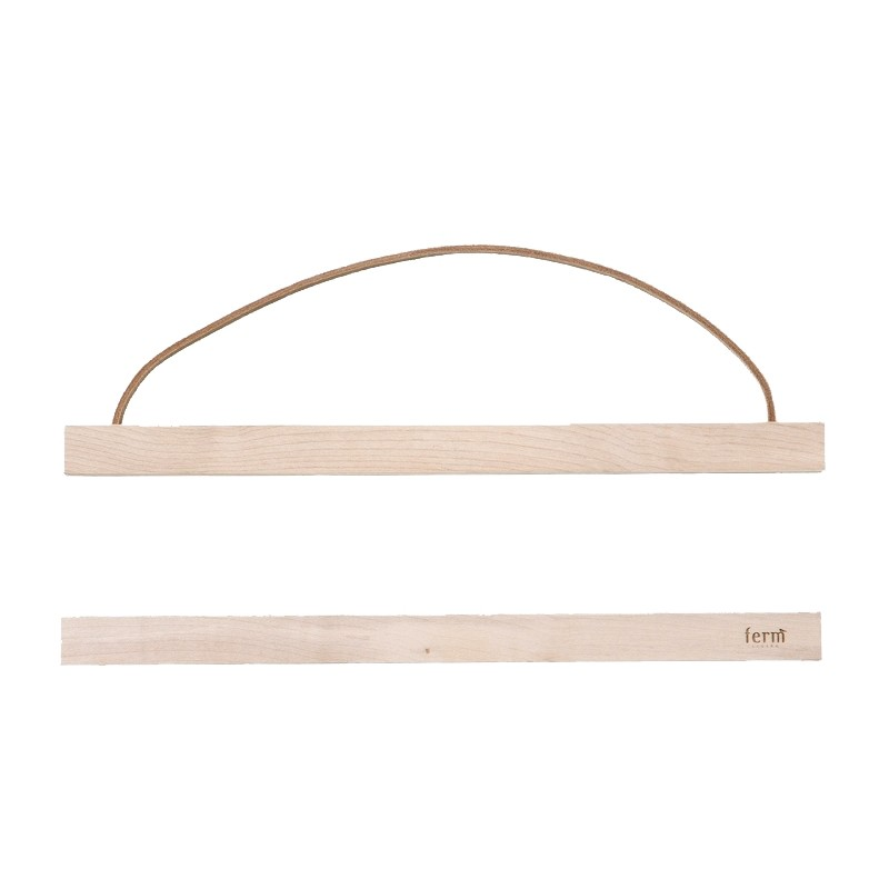 Ferm Living Billedramme Small Ahorn-31