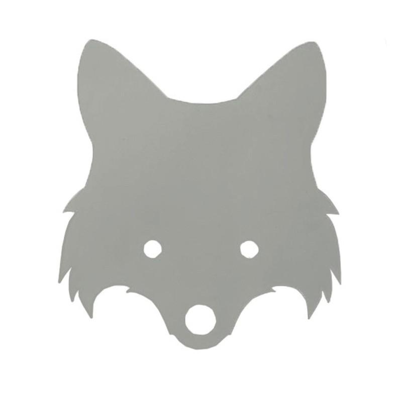 Ferm Living Børne Lampe Fox Støvet grøn-31