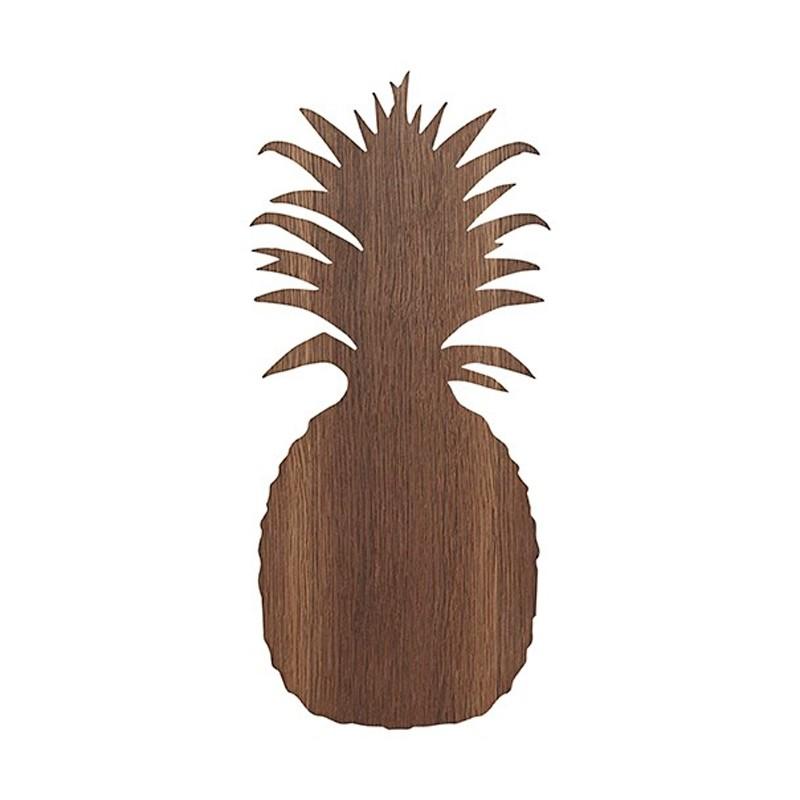 Ferm Living Børne Lampe Pineapple Røget eg-33