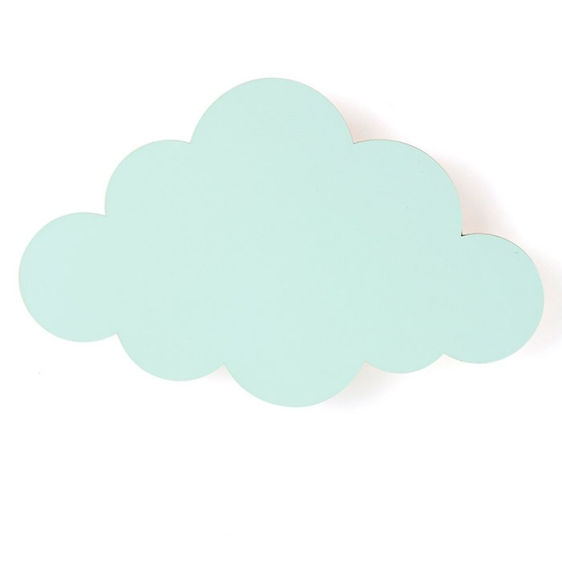 Ferm Living Børne Lampe Cloud Mint-31