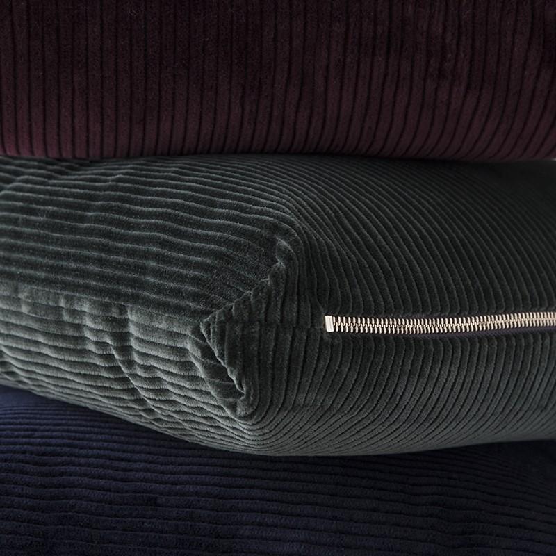 Ferm Living Corduroy Pude Beige 45 x 45 cm-31