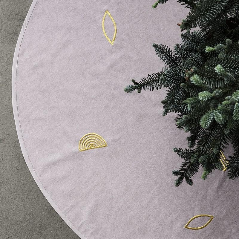 Ferm Living Juletræstæppe Rosa-31