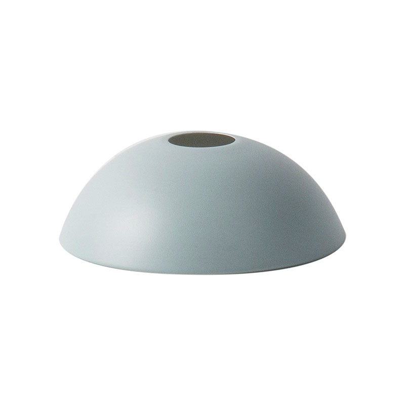 Ferm Living Lampeskærm Hoop Shade Dusty Blue-31