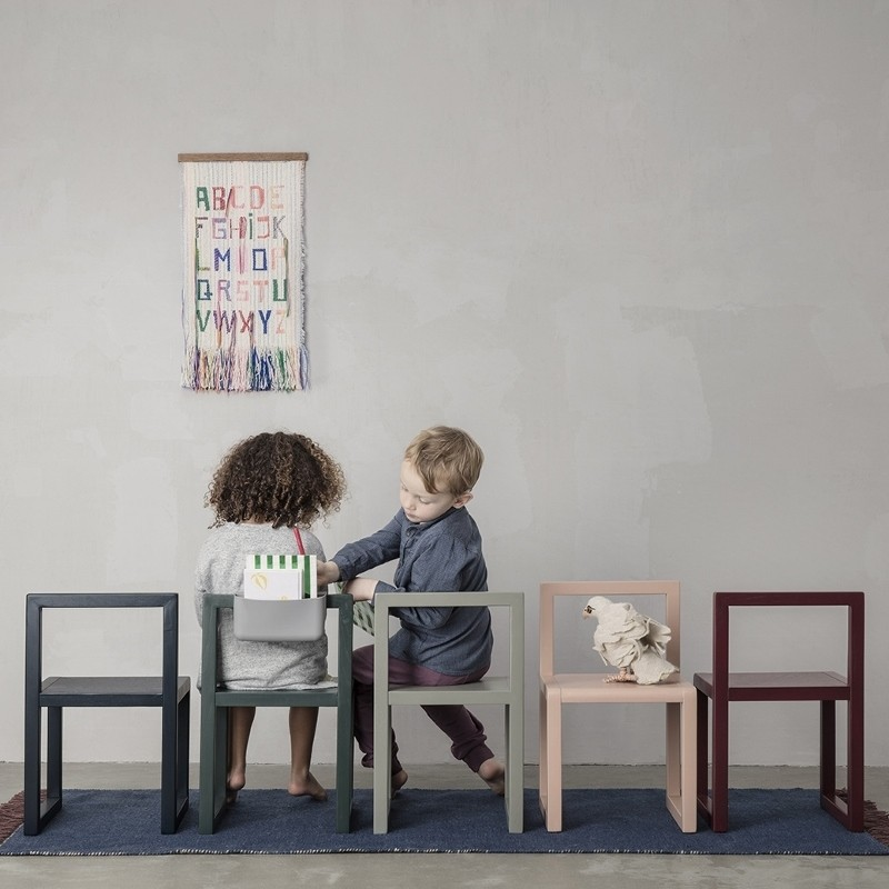 Ferm Living Little Architect Pocket Lille-31