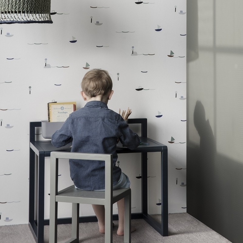 Ferm Living Børneskrivebord Little Architect Desk-31