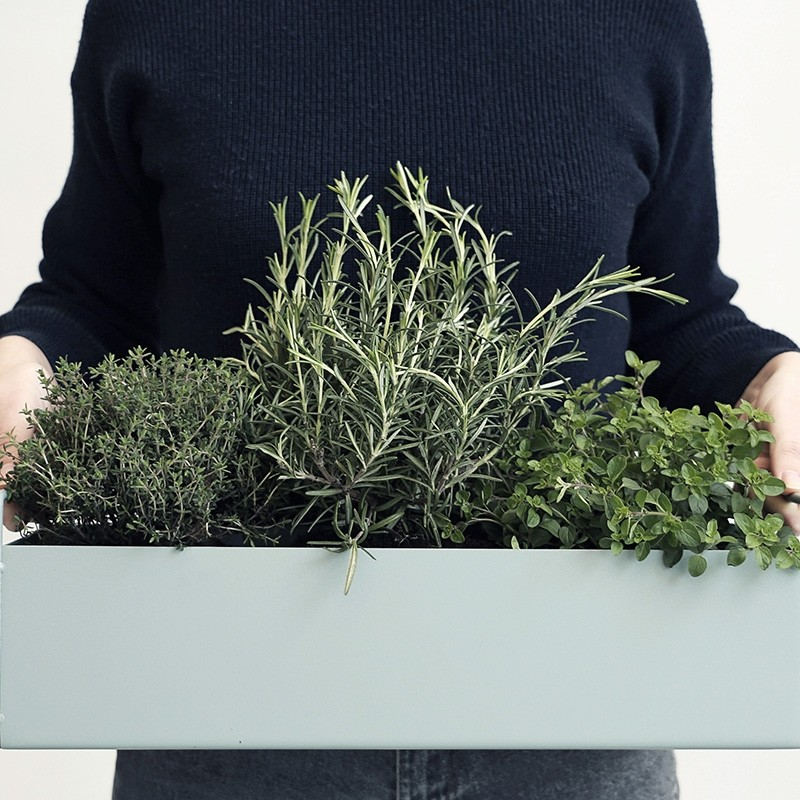 Ferm Living Plant Box Small Sort-31