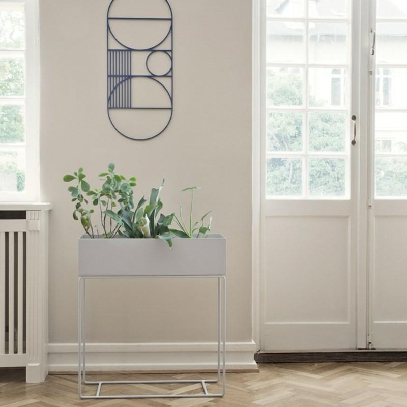 Ferm Living Plant Box Lysegrå-31