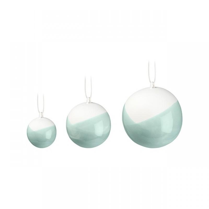 Kähler Nobili Julekugler Jadegrøn-31