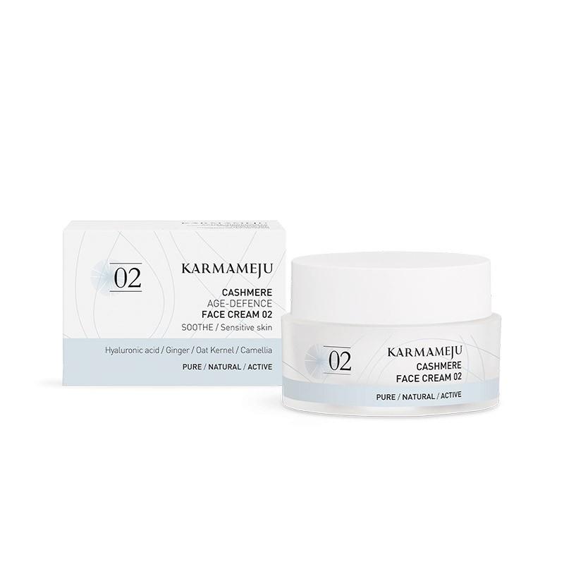 Karmameju CASHMERE face cream 02-31