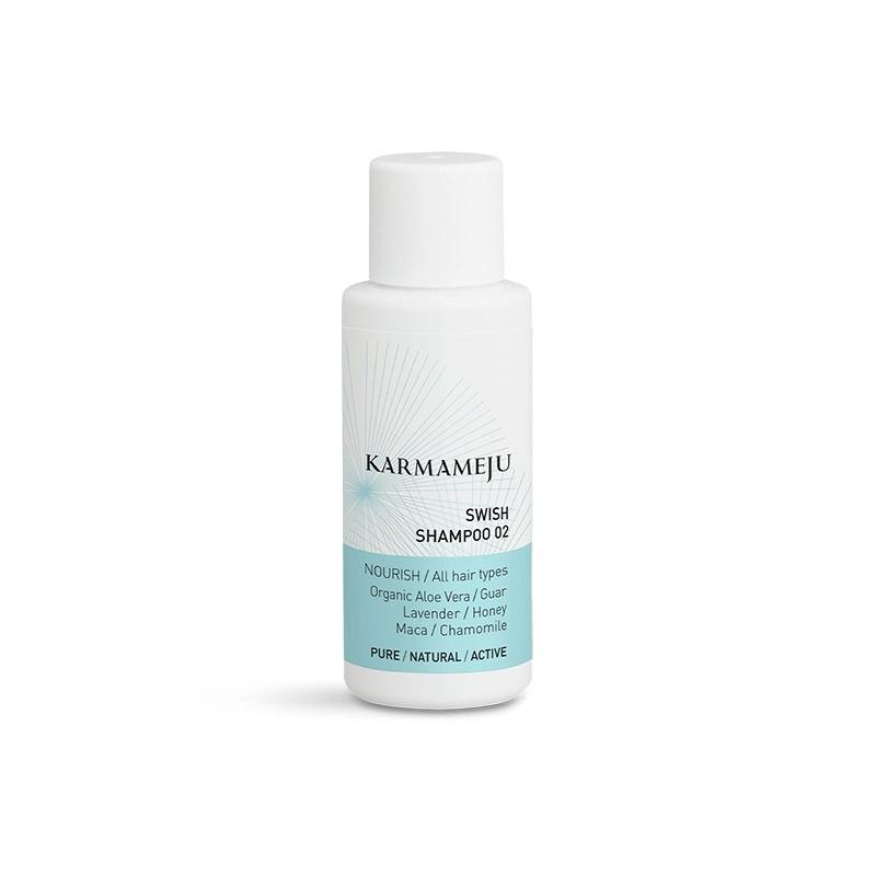 Karmameju SWISH shampoo 02 Rejsestørrelse-31