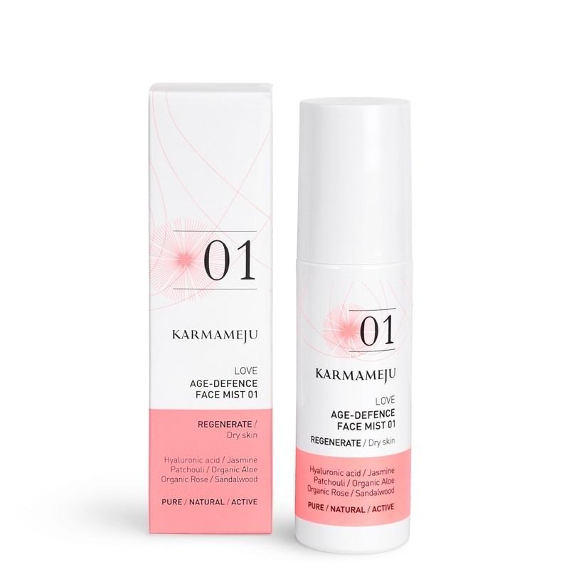 Karmameju LOVE Age-Defence Face Mist 01 Tør hud-31