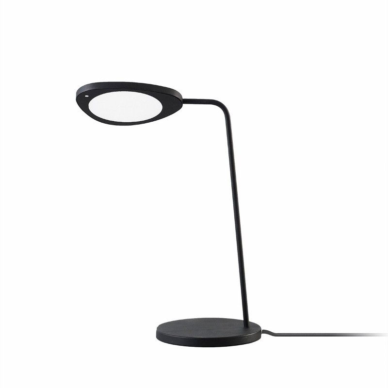 MUUTO Leaf Table Lampe Sort-31