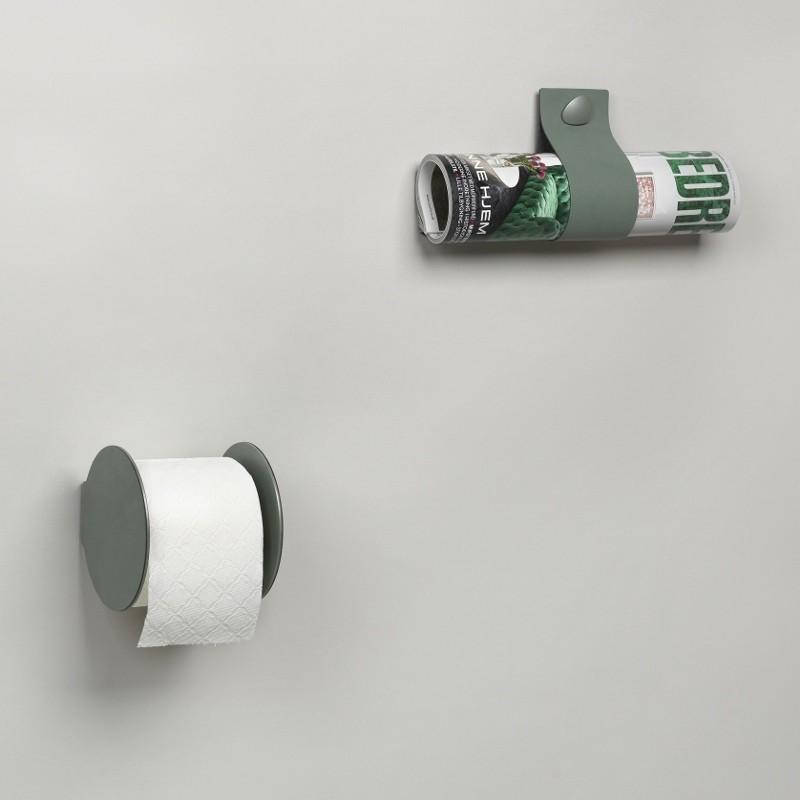 LindDNA Toiletrulleholder Nupo Sort-31