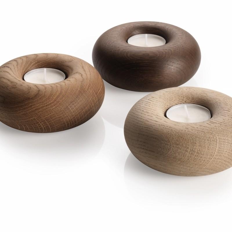 Lovewood Donut Lysestage Lys Blå-31