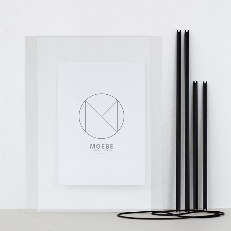 MoebeFrameRammeSortA4-31