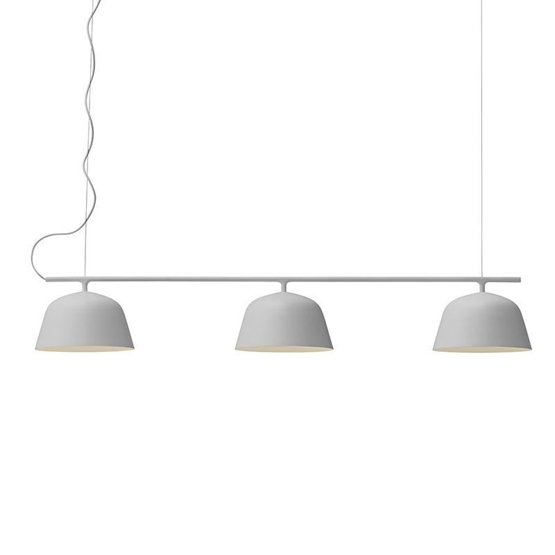 MUUTO Ambit Rail Lampe Grå-31