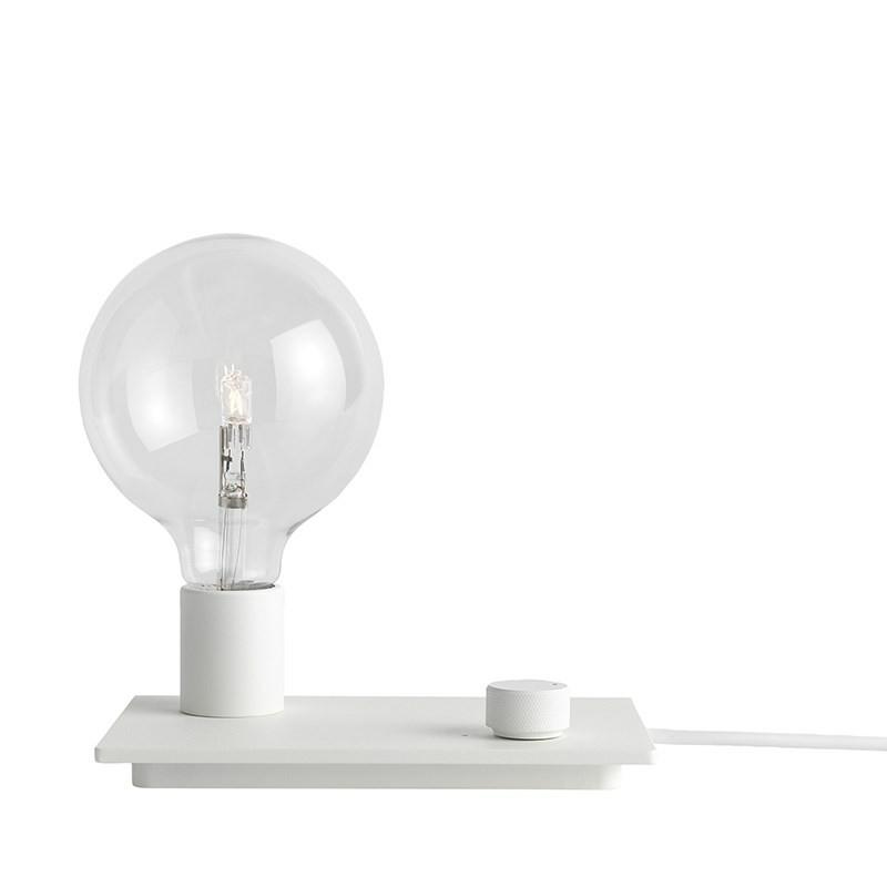 MUUTO Control Lampe Hvid-31